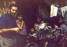 Guatemala Lake Atitlan Athropologist Padre Judas Pansini